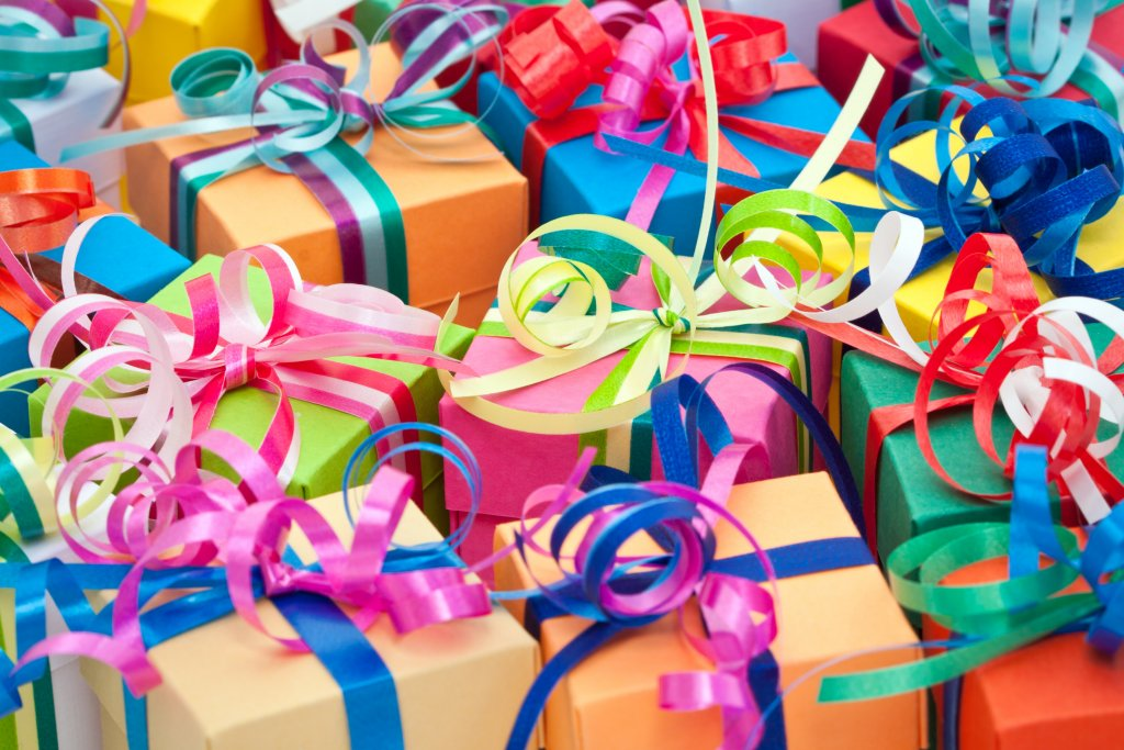 Geschenke zum Valentinstag