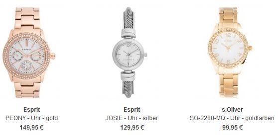Gold-Silber Uhren
