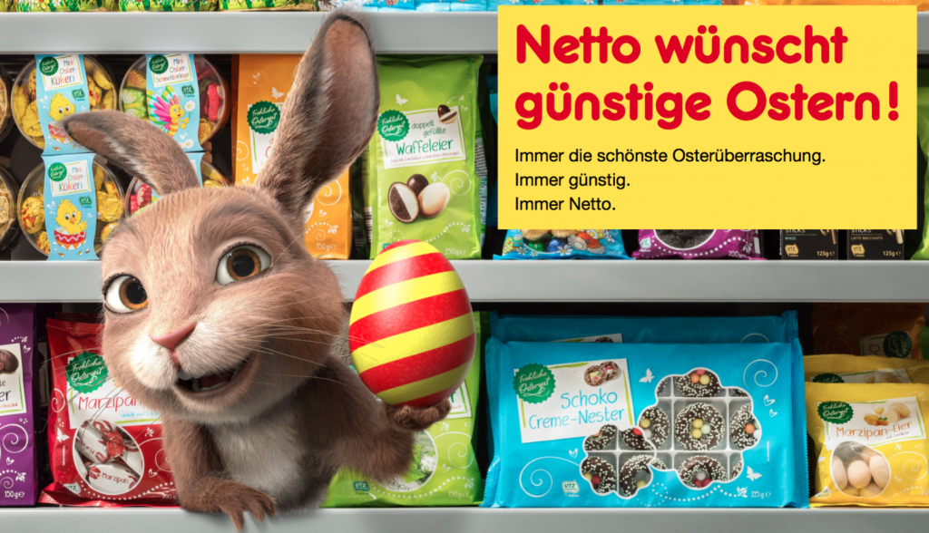 Bild Ostergeschichte von Netto