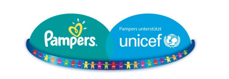 Pampers und UNICEF