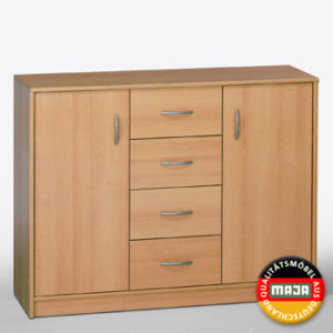 maja sideboard kommode dielenschrank. Black Bedroom Furniture Sets. Home Design Ideas