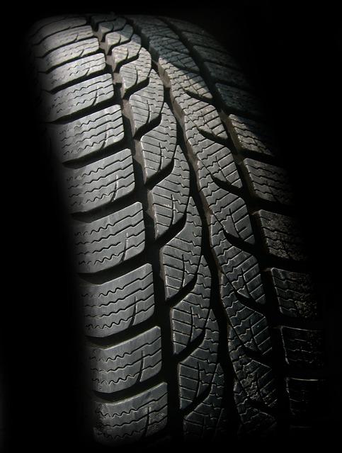 Reifenprofiltiefe