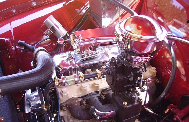 Motorraum Tuning