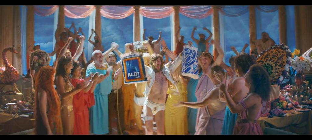 Aldi und die Götter