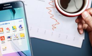 Mit Samsung IT Lösungen für stationäre Unternehmen finden