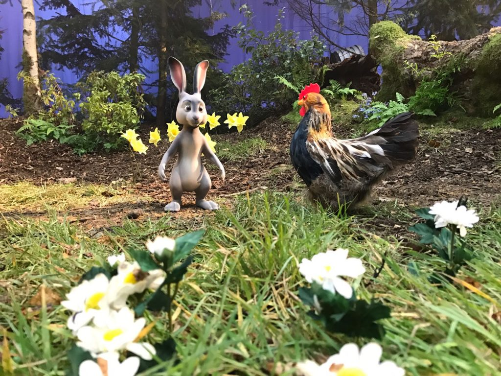 Bild Ostern mit Netto